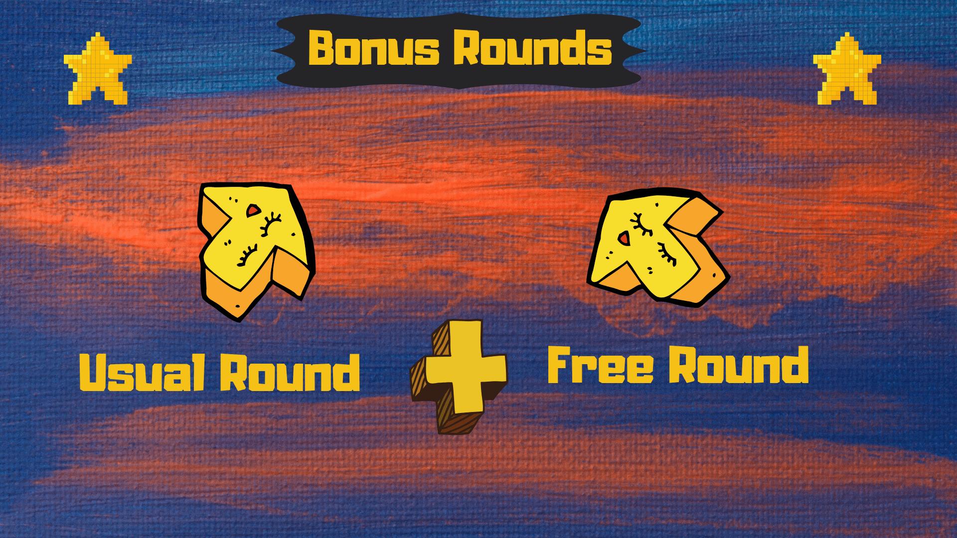 Bonus Rounds