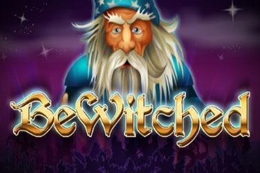 Bewitched slot logo