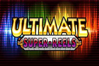 Ultimate super reels slot logo